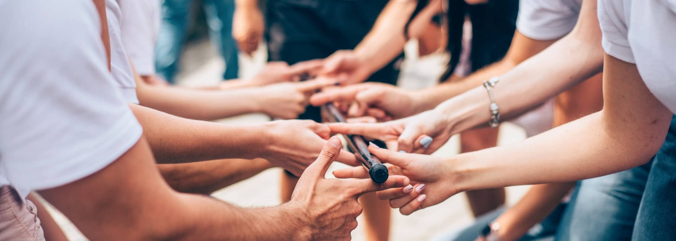 Teamentwicklung Aachen Teamarbeit Gemeinsam sind wir stark