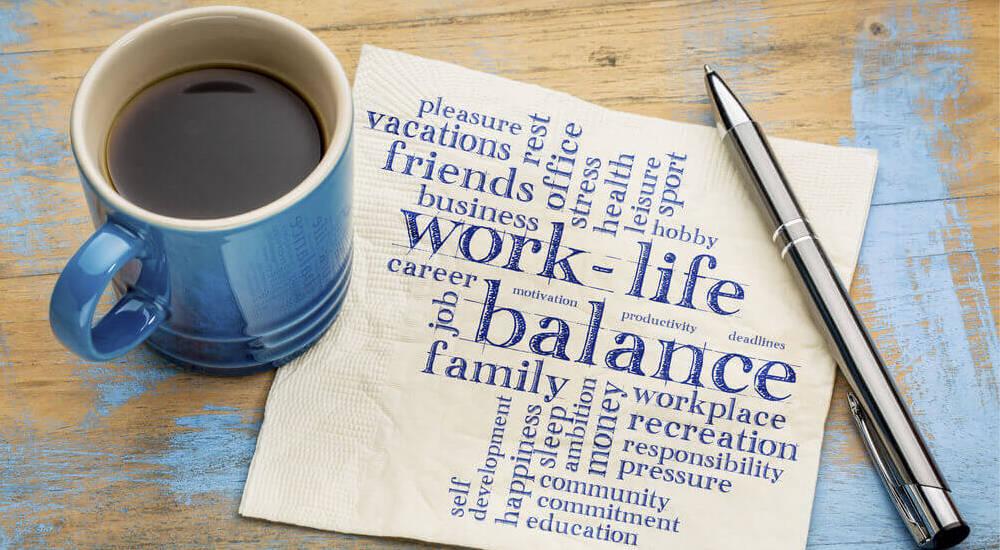 Work-Life-Balance und Stressmanagement